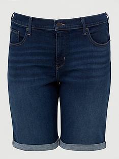 levis-plus-classic-bermuda-shorts-blue
