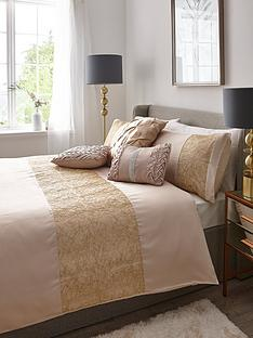 zinnia-gold-lace-panel-duvet-cover-set