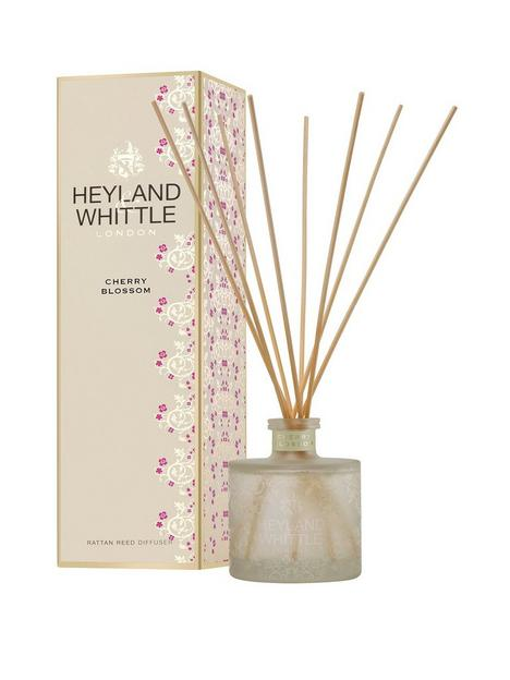 heyland-whittle-gold-classic-reed-diffuser-cherry-blossom