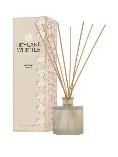 heyland-whittle-gold-classic-reed-diffuser-neroli-rose