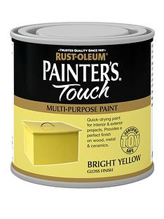 rust-oleum-painterrsquos-touch-toy-safe-gloss-multi-purpose-paint-ndash-yellow-250-ml