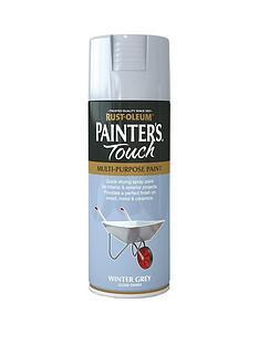 rust-oleum-painterrsquos-touch-winter-grey-gloss-finish-multi-purpose-spray-paint-400ml