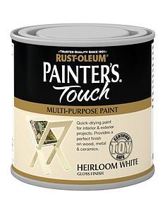 rust-oleum-painterrsquos-touch-toy-safe-gloss-multi-purpose-paint-ndash-heirloom-white-250-ml