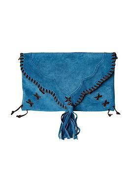 joe-browns-sassy-suede-whip-stitch-bag-blue