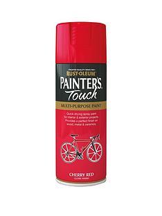 rust-oleum-painterrsquos-touch-gloss-finish-multi-purpose-spray-paint-ndash-cherry-red-400-ml