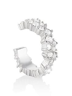 olivia-burton-mermaid-ear-cuff-silver