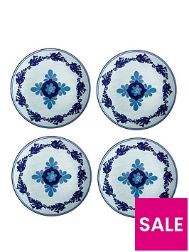 maxwell-williams-majolica-dinner-plates-ndash-set-of-4