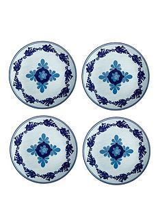 maxwell-williams-maxwell-williams-majolica-dinner-plates-set-of-4