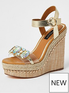 river-island-wide-fit-perspex-wedge-sandals-beige