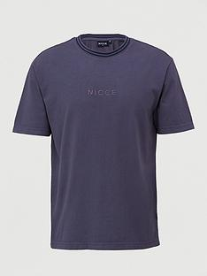 nicce-melrose-oversized-t-shirt-coal