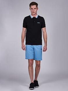barbour-international-track-shorts-blue