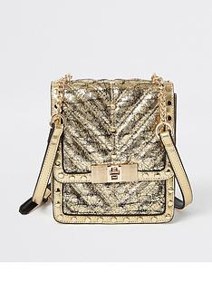 river-island-studded-boxy-cross-body-bag-gold