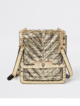 river-island-studded-boxy-cross-body-bag-gold