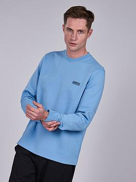 barbour-international-decal-long-sleeve-t-shirt-blue