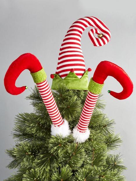 elf-christmas-tree-pick-set
