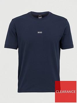 boss-tchup-centre-logo-t-shirt-dark-blue