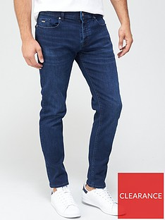 boss-taber-tapered-fit-jeans-navynbsp