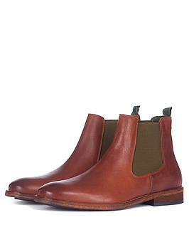 Barbour Bedlington Chelsea Boot - Tan