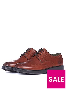 barbour-ouse-brogue-chestnut