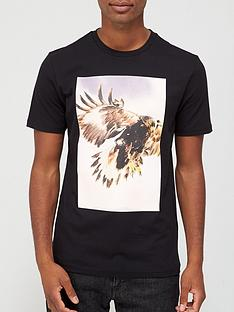 boss-tomio-4-logo-eagle-print-t-shirt-black