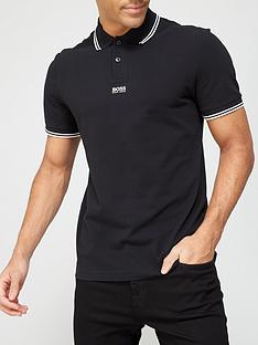 boss-centre-logo-polo-shirt-blacknbsp