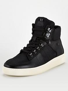 barbour-international-mccallen-high-top-trainer-black