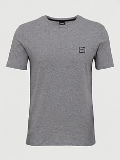 boss-tales-chest-logo-t-shirt-light-pastel-grey