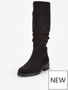 v-by-very-tasmina-wide-fit-flat-slouch-knee-boot-black