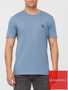 boss-tales-chest-logo-t-shirt-dark-grey
