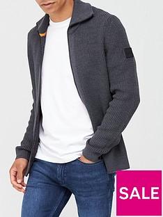 boss-kelbow-wool-blendnbspzip-through-knitted-jumper-medium-grey