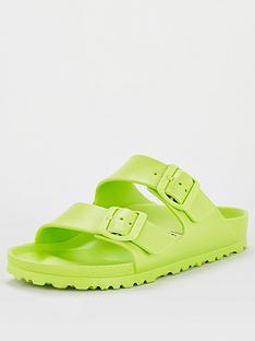 birkenstock-arizona-lightweight-eva-flat-sandal-lime