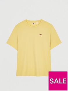 levis-big-amp-tall-housemark-original-crew-neck-t-shirt-yellow