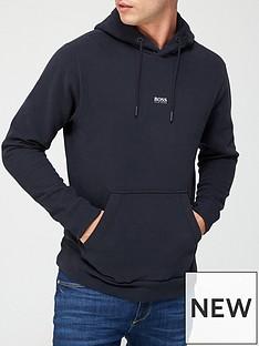 boss-weedo-centre-logo-pullover-hoodie-black