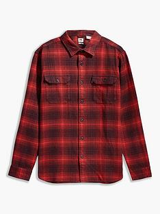 levis-jackson-worker-shirt-red