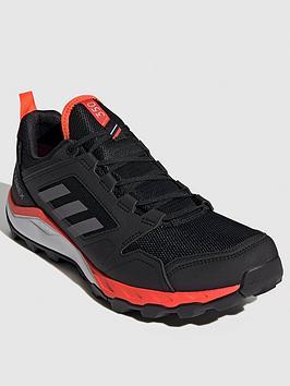 adidas-terrex-agravic-trainersnbsp-blackrednbsp