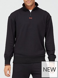 boss-zpitch-14-zip-sweatshirt-blacknbsp