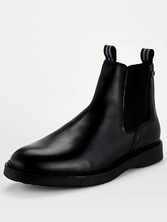 barbour-international-crank-chelsea-boot-black