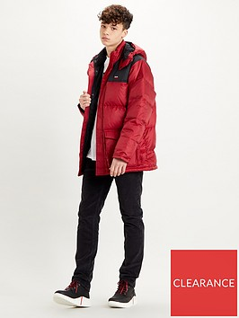 levis-fillmore-parka-red