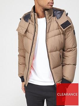 boss-olooh-2-padded-hooded-jacket-beige