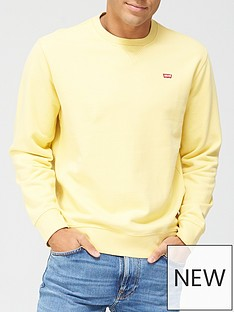 levis-housemark-small-graphic-sweatshirt-yellow