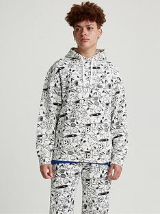 levis-snoopy-all-over-print-hoodie-white