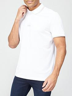 boss-centre-logo-polo-shirt-whitenbsp