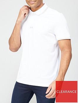 boss-centre-logo-polo-shirt-whitenbsp
