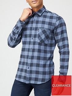 boss-relegant-2-check-shirt-dark-bluenbsp