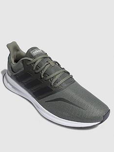 adidas-runfalcon-khakiwhitenbsp