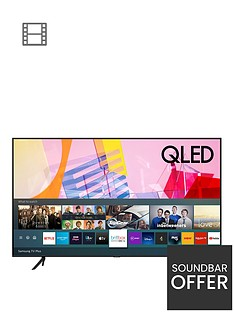Samsung QE43Q60T 43 inch, QLED, 4K Ultra HD, Ambient Mode, HDR, Smart Q60TV Best Price, Cheapest Prices