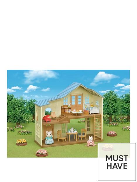sylvanian-families-hillcrest-home-gift-set
