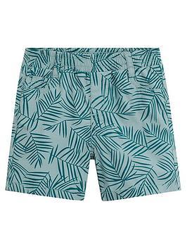 mango-baby-boys-printed-shorts-green