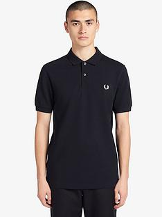 fred-perry-fred-perry-plain-polo-shirt-navy
