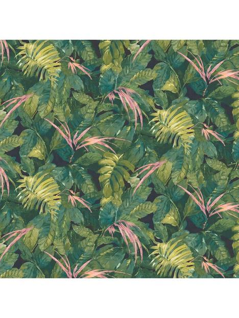 woodchip-magnolia-lush-greenpink-wallpaper